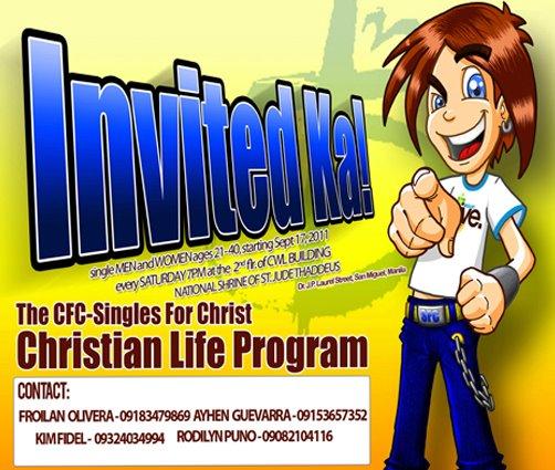 SFC - Christian Life Program